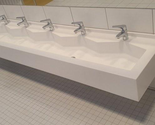 Egyedi mosdópult - akrilbutor.hu